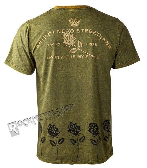 koszulka SHIROI NEKO - BEAST (GREEN ARMY)