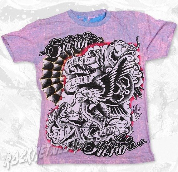 koszulka SHIROI NEKO (PINK)