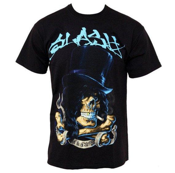 koszulka SLASH - SMOKIN SKULL