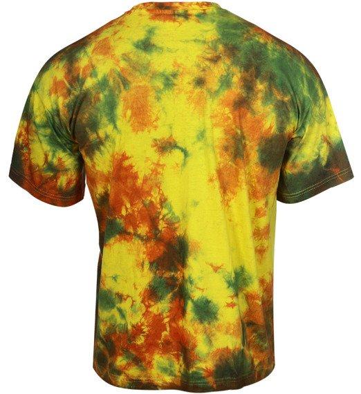 koszulka SMILEY - MIX COLOR barwiona