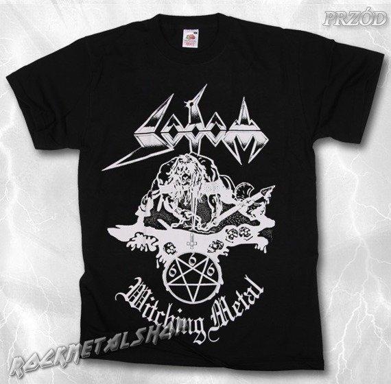 koszulka SODOM - WITCHING METAL