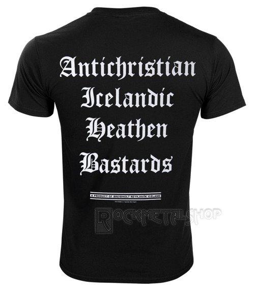 koszulka SOLSTAFIR - ICELANDIC HEATHEN BASTARDS