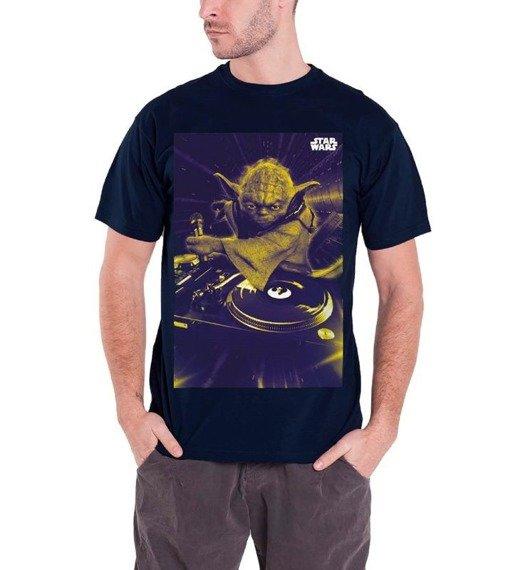 koszulka STAR WARS - DJ YODA