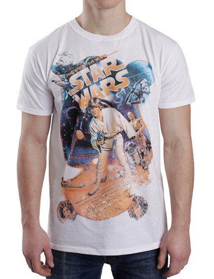 koszulka STAR WARS - FIRST TEN YEARS