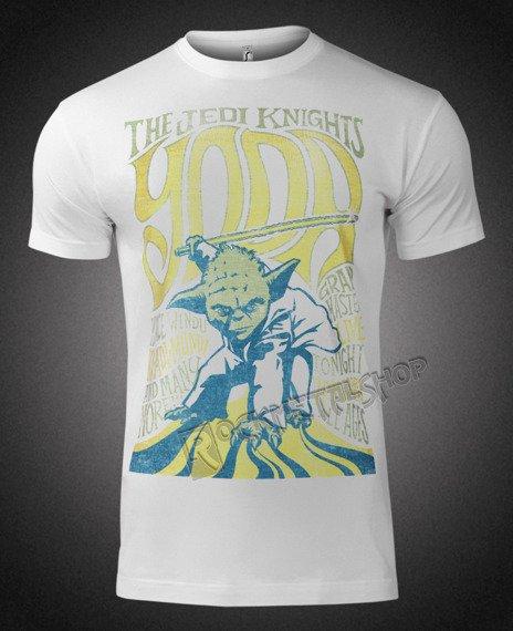 koszulka STAR WARS - YODA - THE JEDI KNIGHTS
