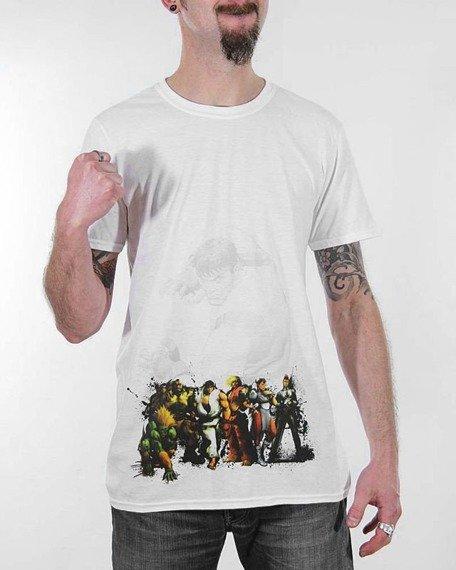 koszulka STREET FIGHTER - LINE UP