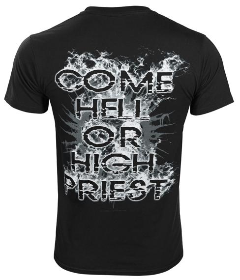 koszulka  SUFFOCATION - COME HELL OR HIGH PRIEST