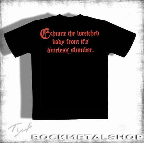 koszulka  SUFFOCATION - HUMAN WASTE