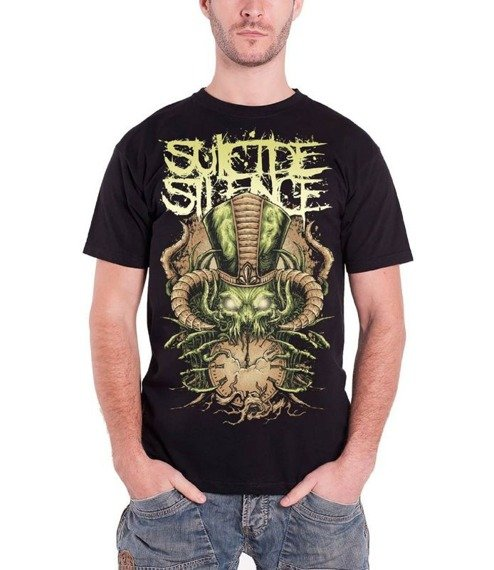 koszulka SUICIDE SILENCE - TIME STEALER
