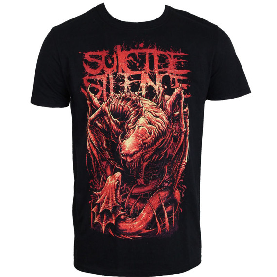 koszulka SUICIDE SILENCE - US VS THEM