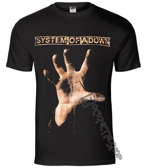 koszulka SYSTEM OF A DOWN - HAND