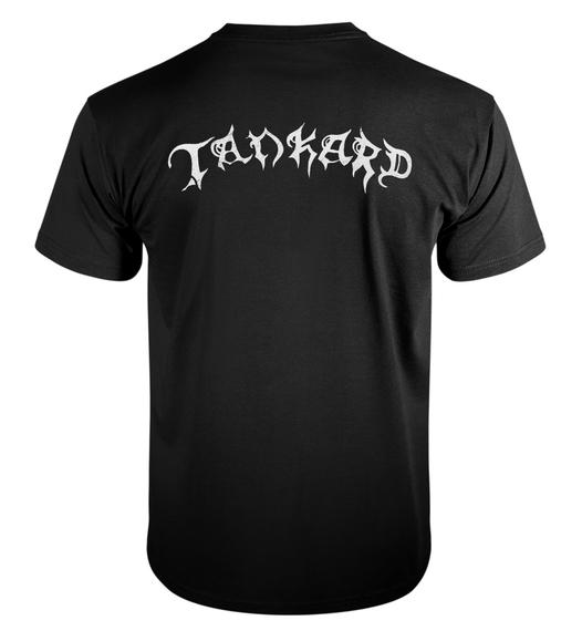 koszulka TANKARD - CHEMICAL INVASION