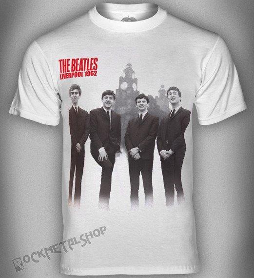 koszulka THE BEATLES - IN LIVERPOOL