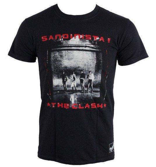 koszulka THE CLASH - SANDINISTA