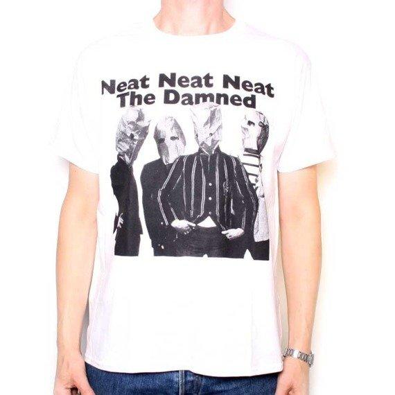 koszulka THE DAMNED - NEAT NEAT NEAT