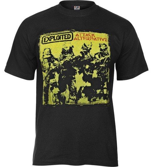 koszulka THE EXPLOITED - ATTACK ALTERNATIVE