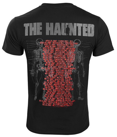 koszulka  THE HAUNTED
