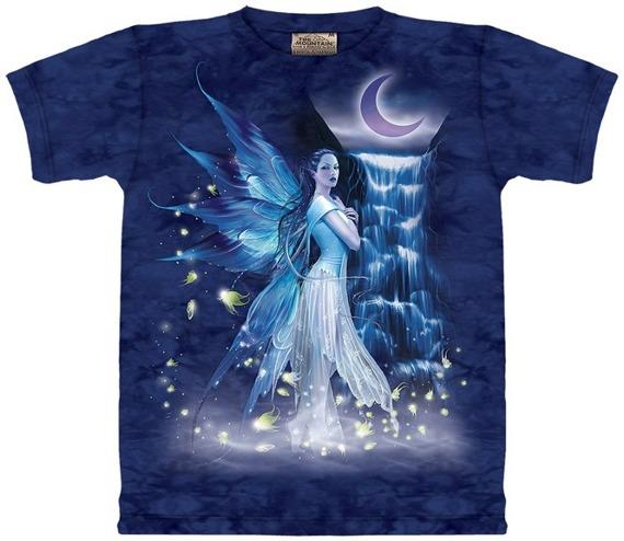 koszulka THE MOUNTAIN - BLUE FAIRY
