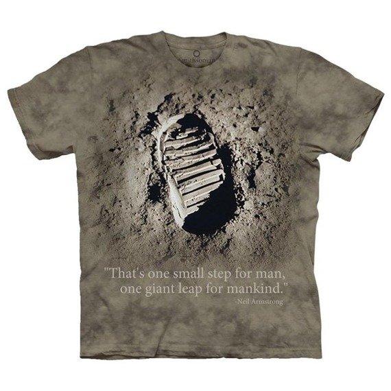 koszulka THE MOUNTAIN - FIRST STEP, barwiona