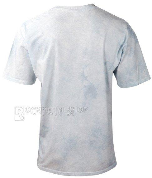 koszulka THE MOUNTAIN - SANTA MAGIC, barwiona