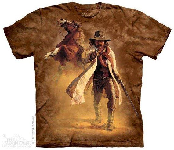 koszulka THE MOUNTAIN - SHERIFF