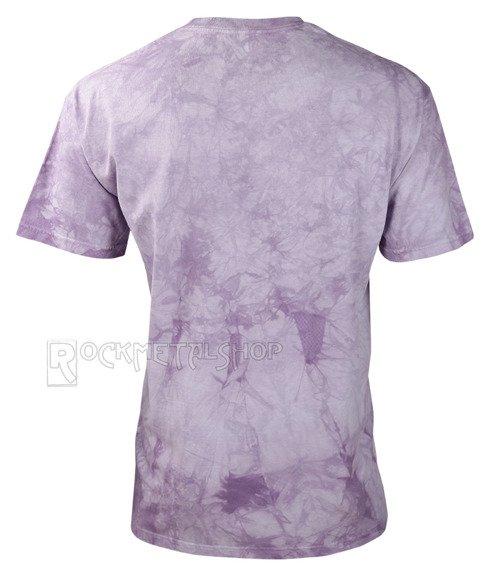 koszulka THE MOUNTAIN - SNOW COUPLE, barwiona