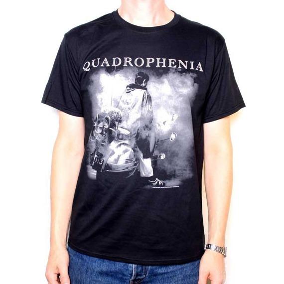 koszulka THE WHO - QUADROPHENIA