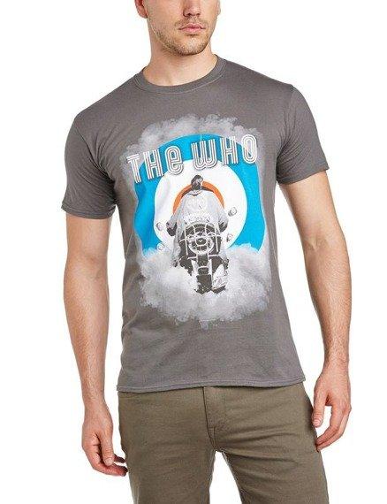 koszulka THE WHO - SMOKE
