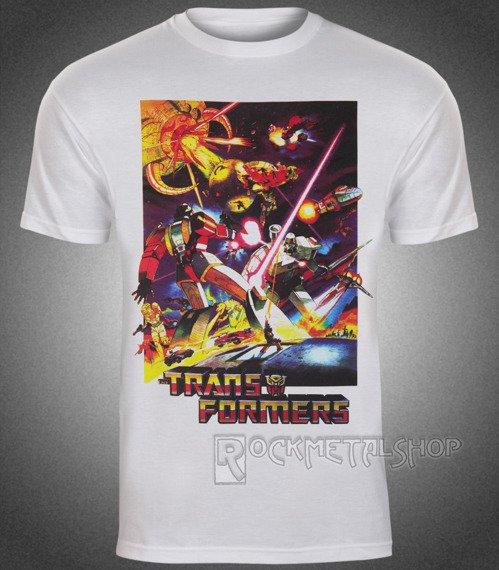 koszulka TRANSFORMERS - POSTER