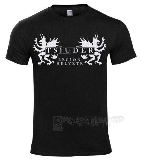 koszulka TSJUDER - INVERTED CROSS