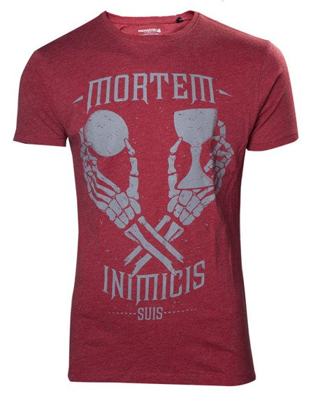 koszulka UNCHARTED - MORTEM INIMICIS SUIS