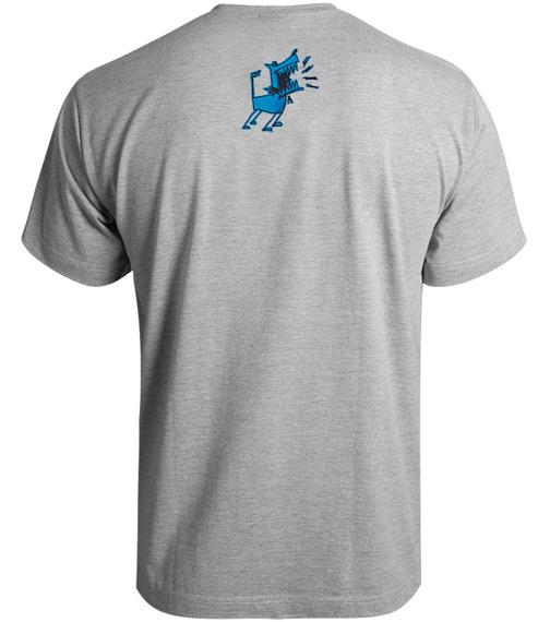 koszulka UPSIDE DOWN - APERITIF