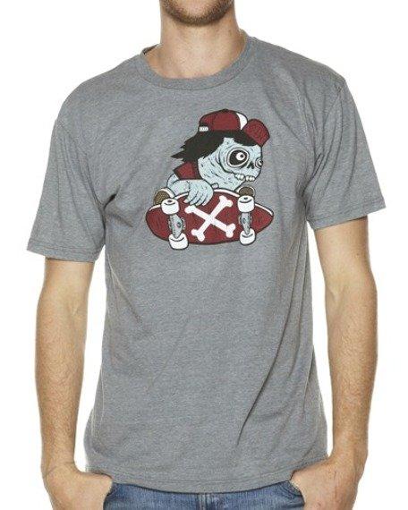 koszulka VANS - GALLERY SIEBEN (GREY)