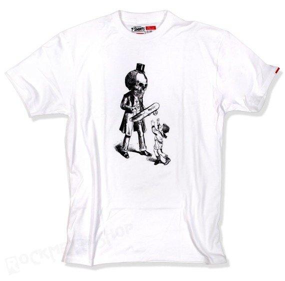 koszulka VANS - GIFT FROM ABOVE WHITE