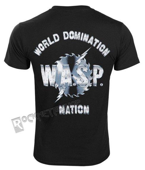 koszulka W.A.S.P. - WORLD DOMINATION
