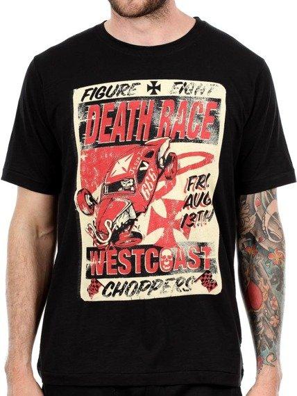 koszulka WEST COAST CHOPPERS - DEATH RACES