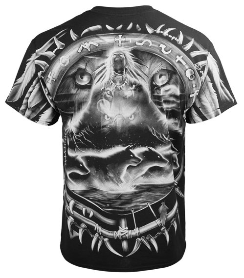 koszulka WOLF DREAMCATCHER