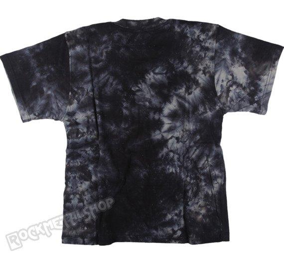 koszulka barwiona RUNNING BEAR / GRAPHITE