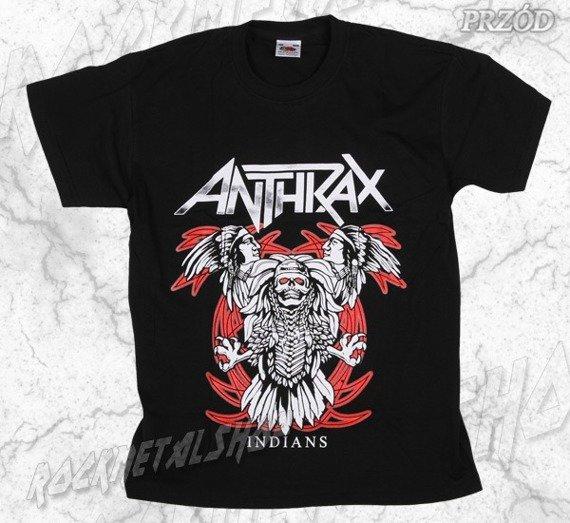 koszulka dziecięca ANTHRAX - INDIANS