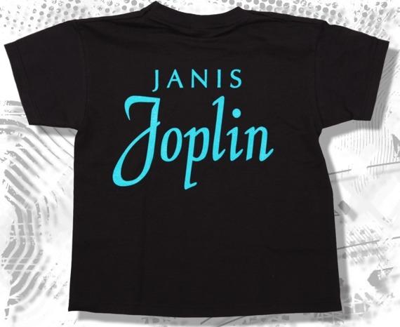 koszulka dziecięca JANIS JOPLIN