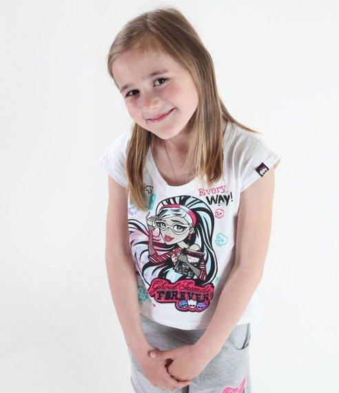 koszulka dziecięca MONSTER HIGH - GHOUL FRIENDS FOREVER dla dziewczynki