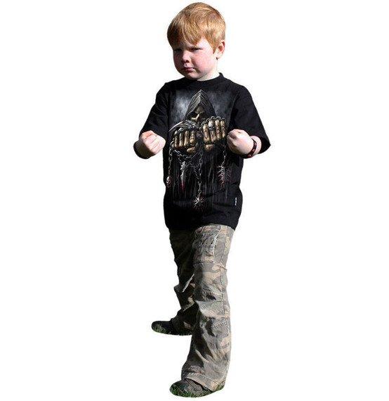 koszulka dziecięca SPIRAL - GAME OVER