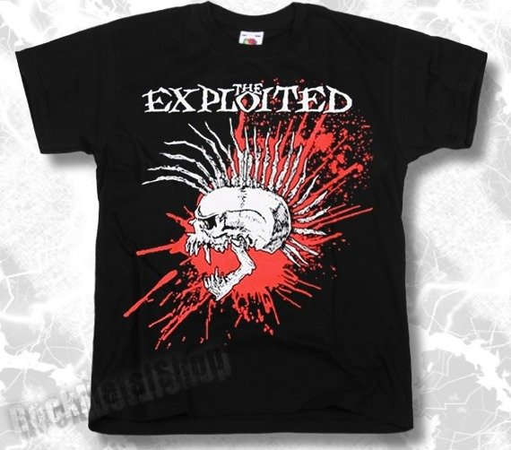 koszulka dziecięca THE EXPLOITED