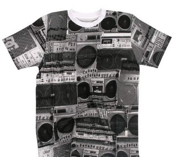 koszulka męska - DC Rockbox (white) biała