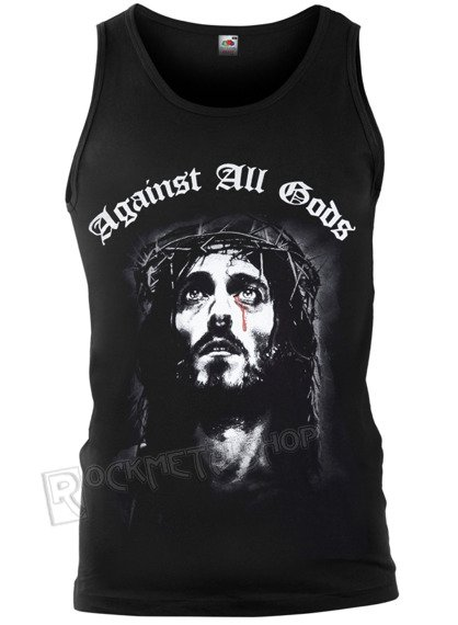 koszulka na ramiączkach AMENOMEN - AGAINST ALL GODS (OMEN040KR)
