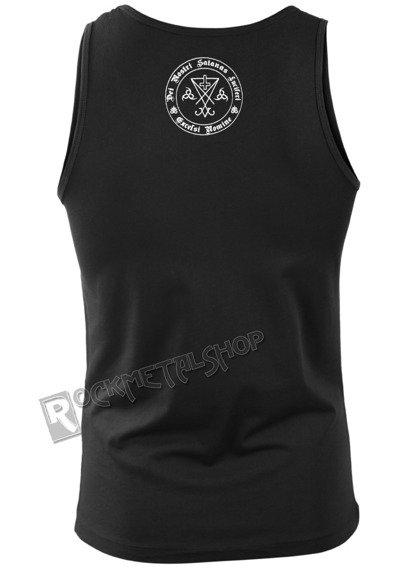 koszulka na ramiączkach AMENOMEN - NOMINE DEI NOSTRI SATANAS LUCIFERI EXCELSI (OMEN061KR)