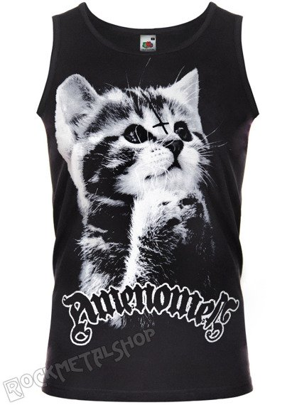 koszulka na ramiączkach AMENOMEN - PURE EVIL (OMEN004KR)