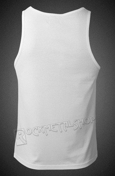koszulka na ramiączkach BLACK SABBATH - FLAMES white