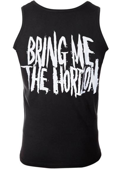 koszulka na ramiączkach BRING ME THE HORIZON - CAN YOU HEAR THE SILENCE?