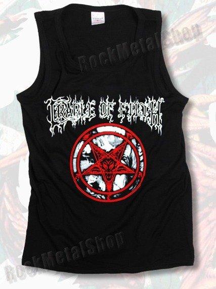 koszulka na ramiączkach CRADLE OF FILTH - PENTAGRAM